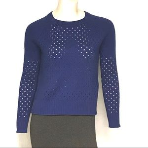 Kate Spade Saturday cotton sweater